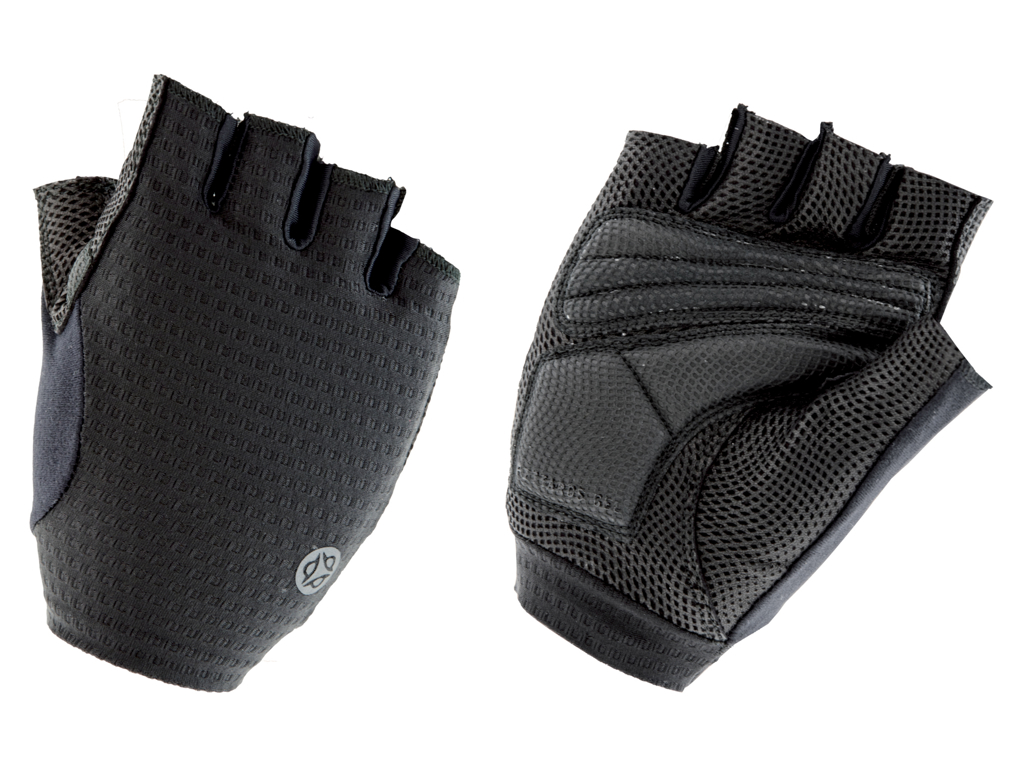 AGU Glove Essential Pittards - Cykelhandsker med Gel-puder - Sort