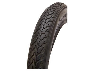 GRL dæk - 1141 med 3 mm punkteringsbeskyttelse - Str. 12.1/2x2.1/4 (62-203) - Sort