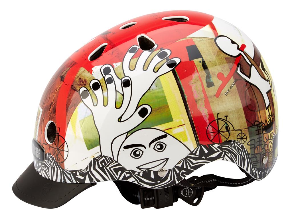 Nutcase Gen3 Street - Cykelhjelm - Boogie