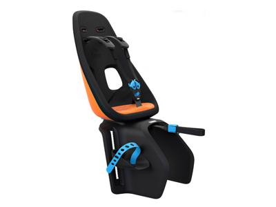 Thule Yepp Nexxt Maxi - Cykelstol med 5-punktssele - Orange