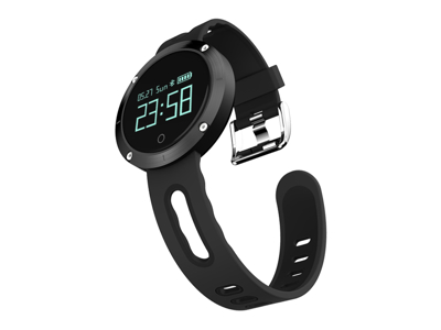 Atredo - Smartwatch - DM58 - Touchskærm - Sort