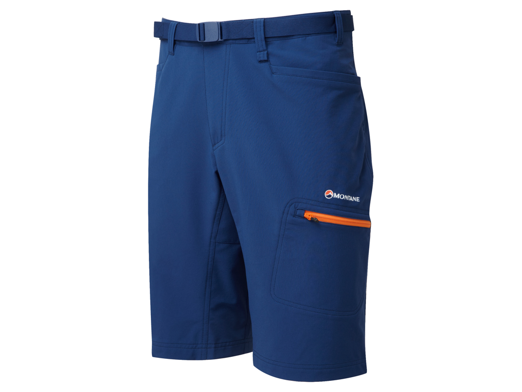 Montane Dyno Stretch Shorts - Vandrershorts Mand - Navy - X-Large thumbnail
