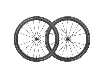 Mavic Cosmic Pro Carbon UST - Tubeless Hjulsæt inkl. dæk - Sram/Shimano - 700x25c