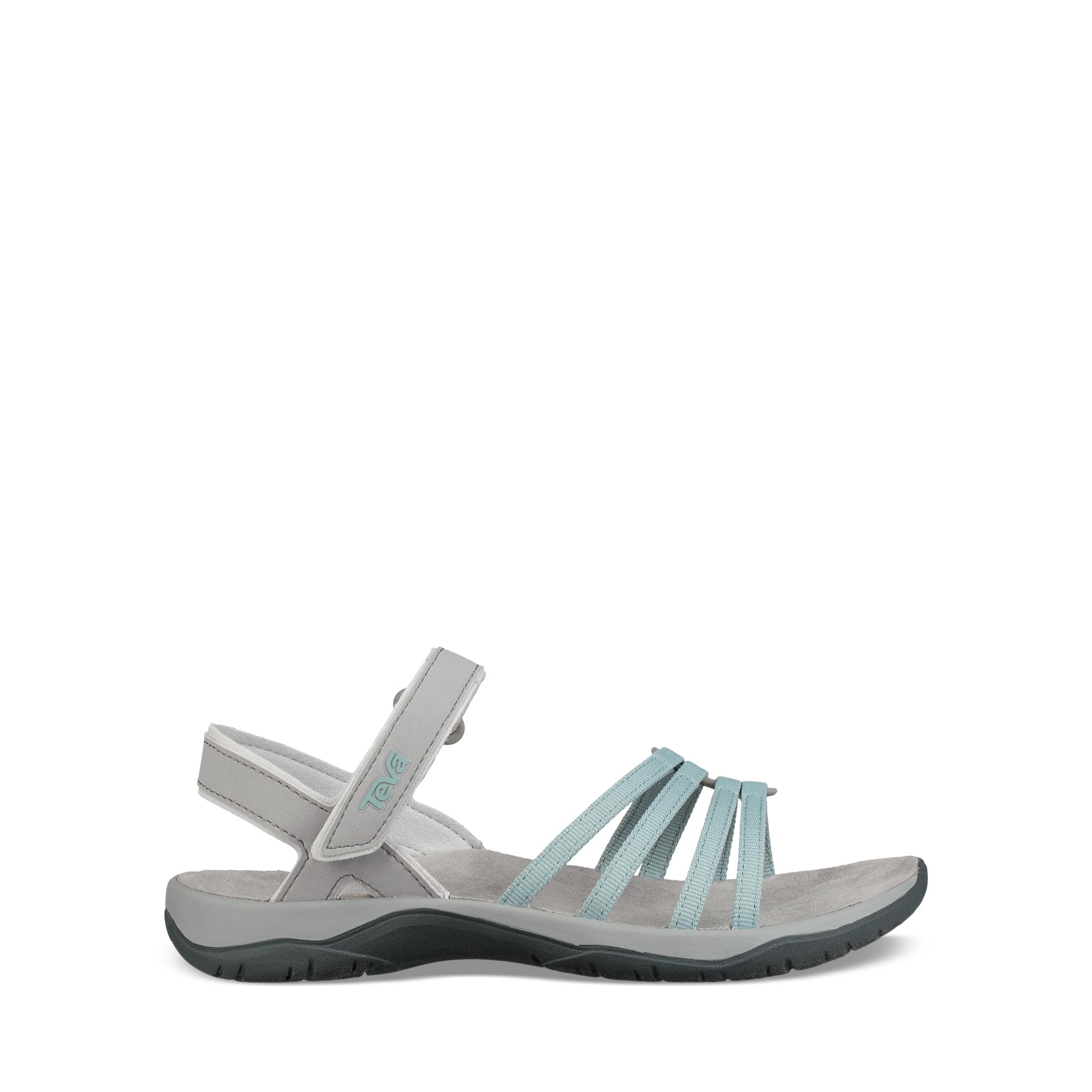 Teva Elzada Sandal - Sandal til dame - Grå | Running shoes