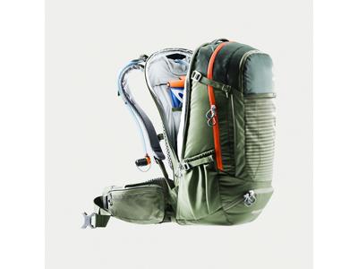 Deuter Trans Alpine Pro 28 - Rygsæk 28 liter - Sort/Grå