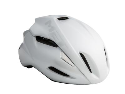 Met Manta - Cykelhjelm - Hvid - Str. 54-58 cm
