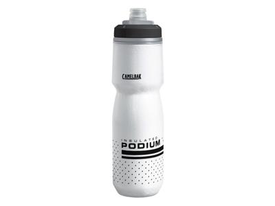 Camelbak Podium Chill - Drikkedunk 710 ml - Hvid/Sort - 100% BPA fri