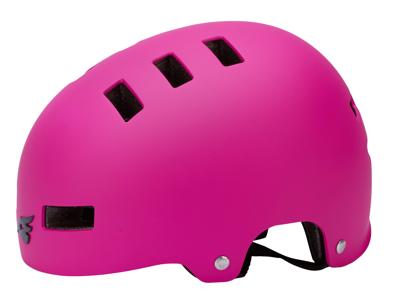 Bluegrass Super Bold - Cykel- og skaterhjelm - Matpink - Str. 51-55 cm
