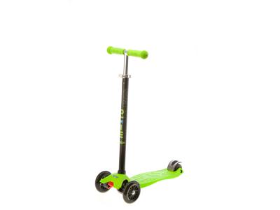 Micro Maxi Classic - Sparkcykel med tre hjul - Lemon Green