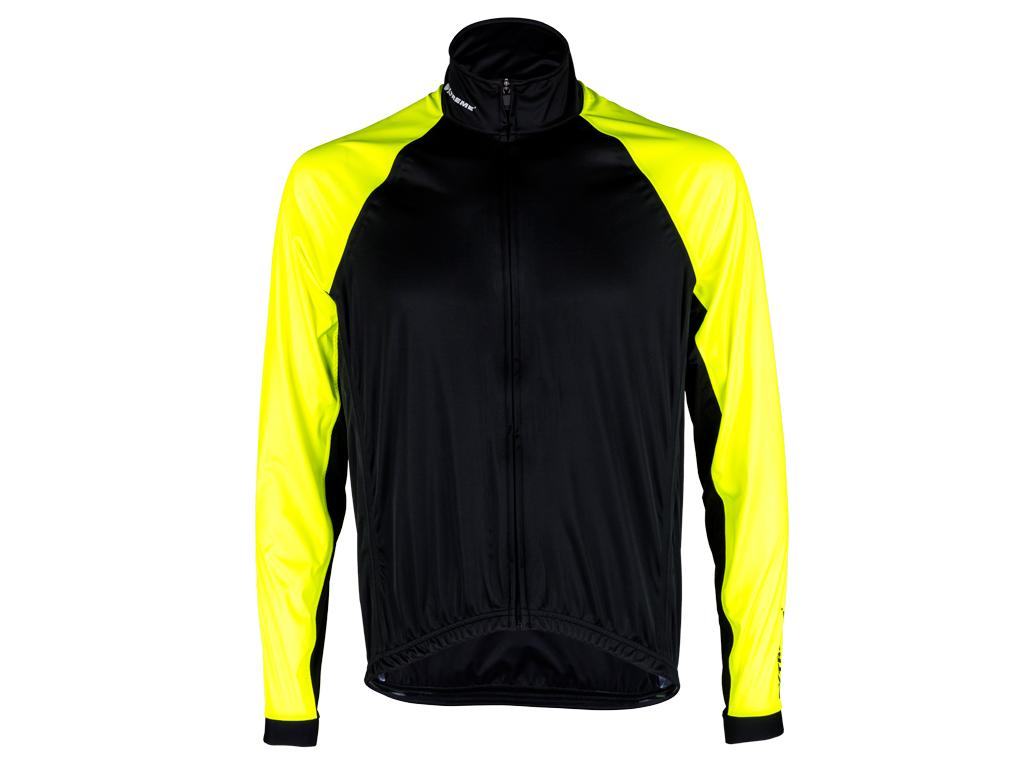 XTreme X-Rain - Cykeljakke - Sort/Neongul | Jackets