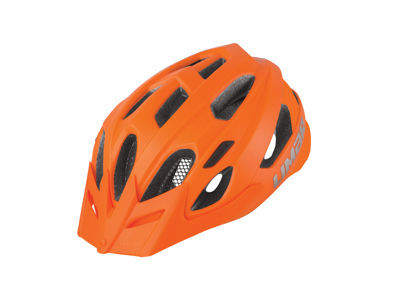 Limar Berg-EM - Cykelhjälm - Str. 52-57 cm - Matt orange