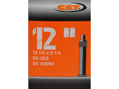 """CST Slange - 12.1/2 x 2.1/4"""" - Almindelig ventil"""