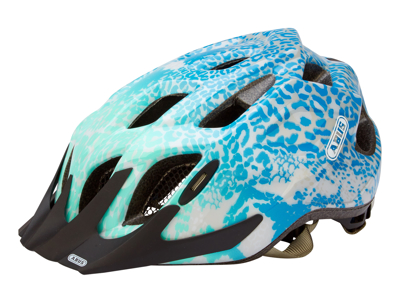 Abus MountX - Cykelhjälm - Blå
