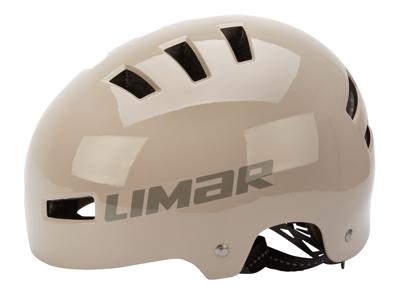 Limar 360 - Cykelhjelm - Str. 52-59 cm - Pastelbrun