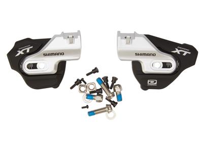 Shimano XT - I-Spec B-type - gir / bremsespak