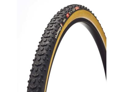 Challenge Grifo - Foldedæk til Cross - 700x33c (33-622) - Sort/brun