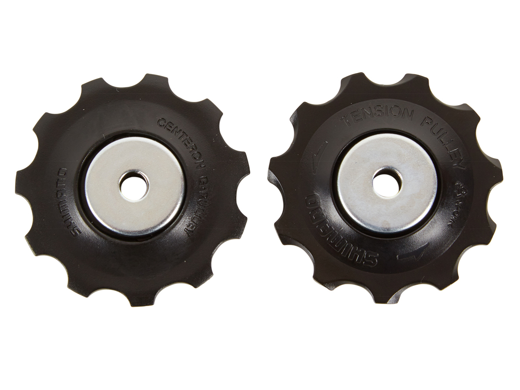 Image of   Shimano SLX/Deore Pulleyhjul sæt - 11 tands 9/10 gear