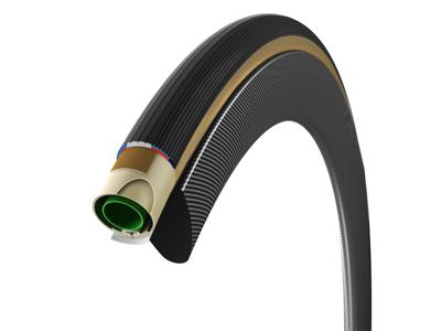 Vittoria Corsa Speed G+ 28x25c Tubular - Natur/Svart