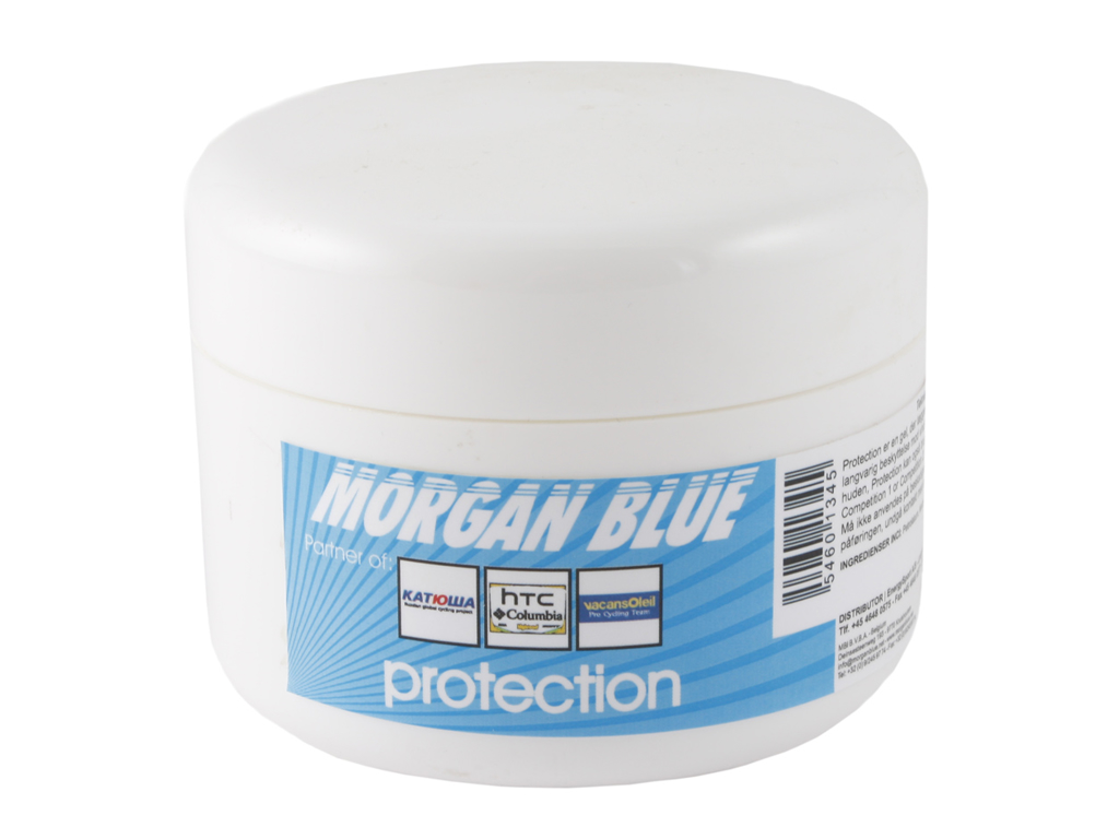 Morgan Blue Protection Gel - Skyddar huden mot vind och regn - 200 ml.
