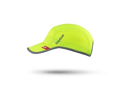 GripGrab løbe Cap - Hi-Vis - One Size