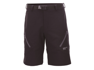 2117 Of Sweden Tåby Eco Outdoor Shorts - Fritidsshort - Herre - Mørkegrå