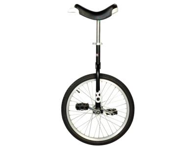 "Enhjuling - 20"" hjul - Svart"