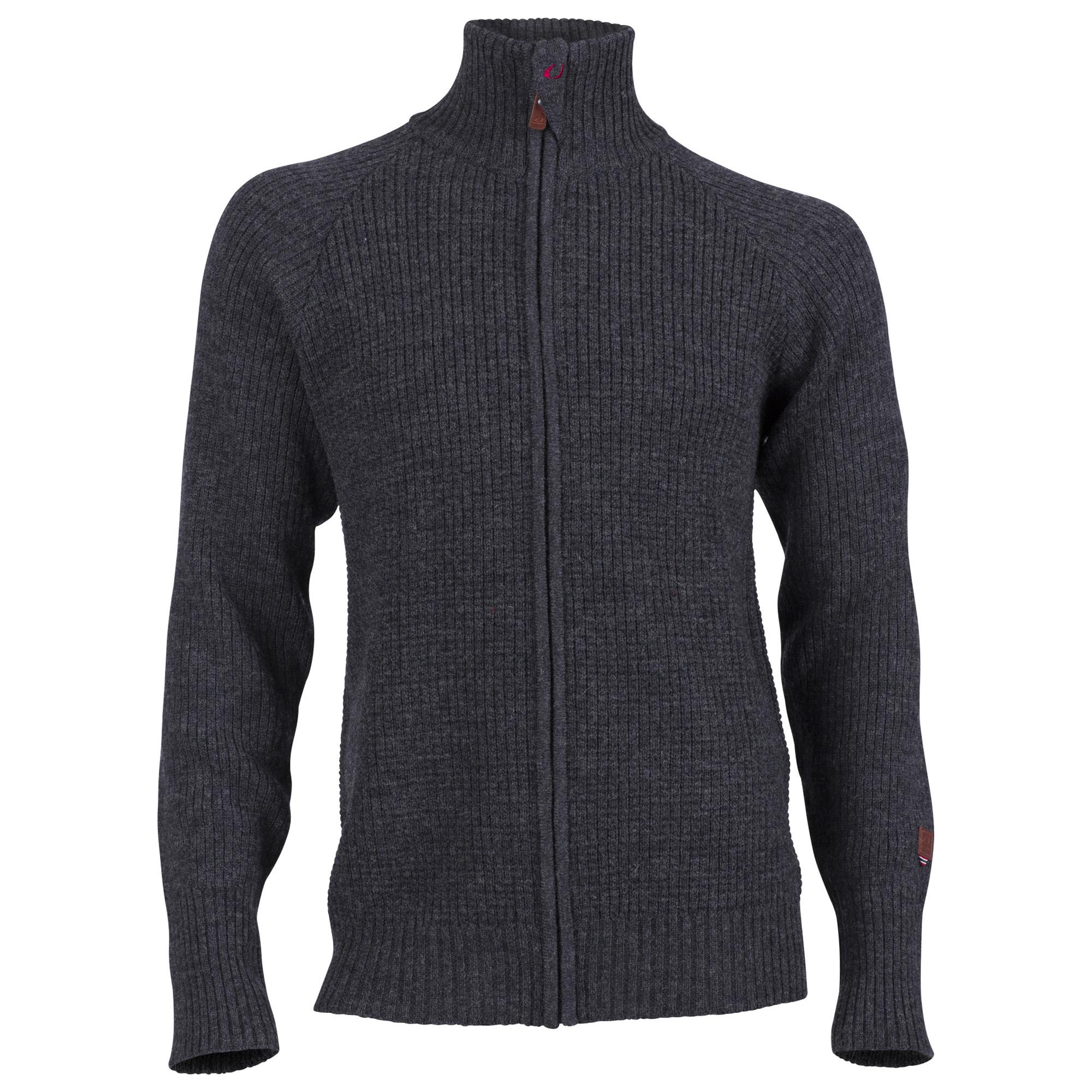Ulvang Rav Jacket - Uldcardigan Unisex - Koksgrå | Jackets