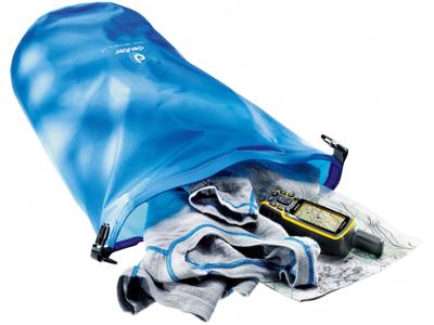 Deuter Light Drypack 15 - Vattentät packpåse 15 liter - Blå