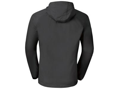Odlo herre løbejakke - Scutum - Graphite grey