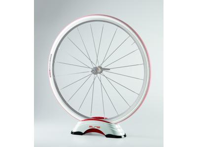 Elite SU-STA - Forhjuls riser blok med gel - Til brug med hometrainer