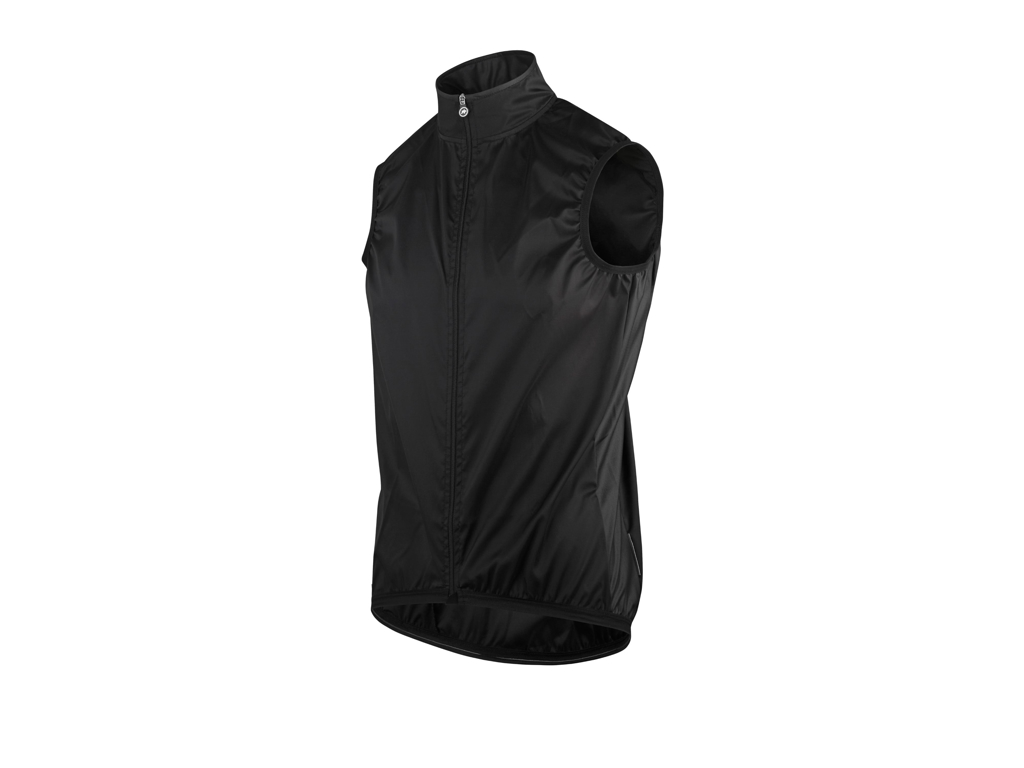 Image of   Assos Mille GT Wind Vest - Vest - Sort - Str. TIR