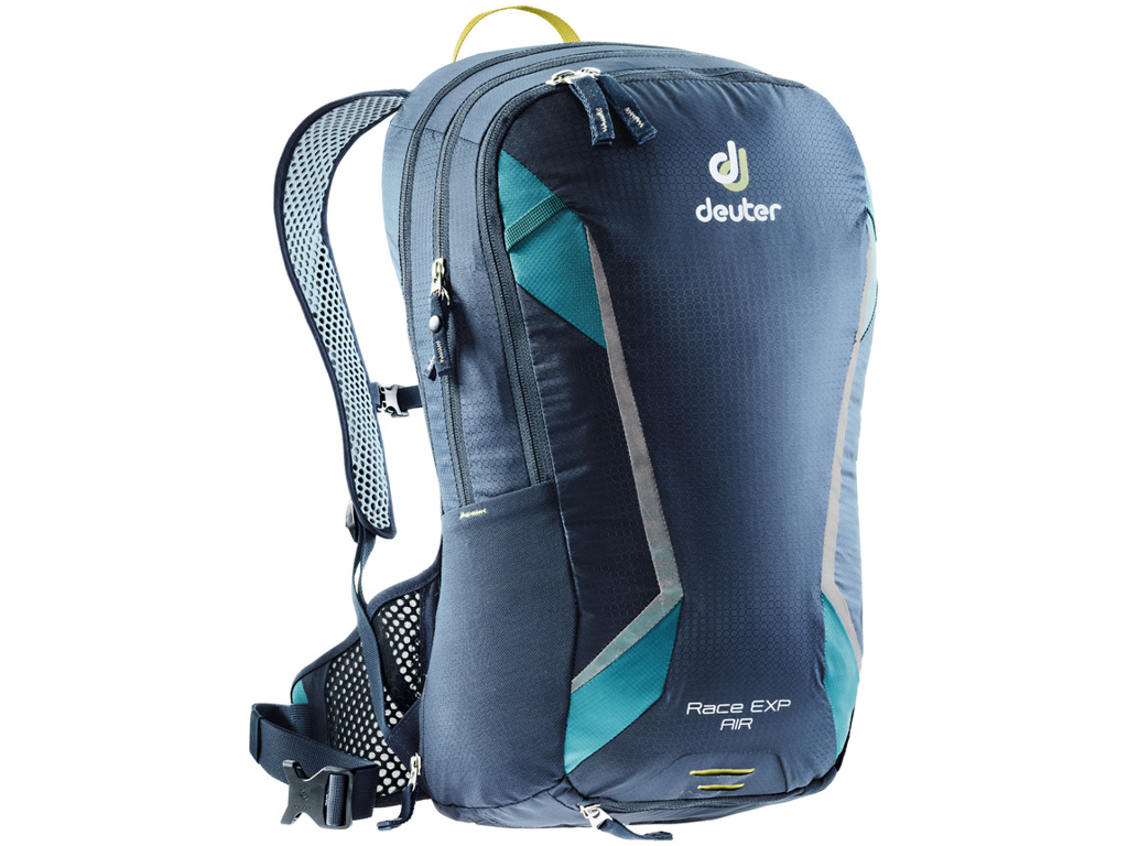 Image of   Deuter Race EXP Air - Rygsæk - 14 + 3 liter - Marineblå