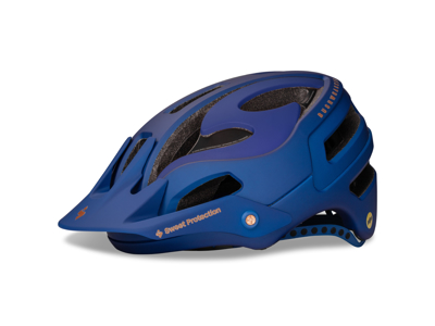 Sweet Protection Bushwhacker II MIPS - MTB hjelm - Mat navy
