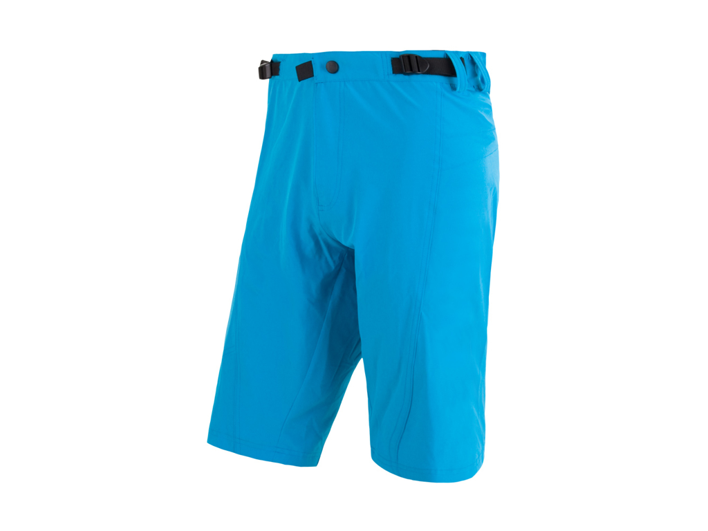Sensor Freeride Helium Shorts - Cykelshorts m. pude - Blå - Str. XXL thumbnail