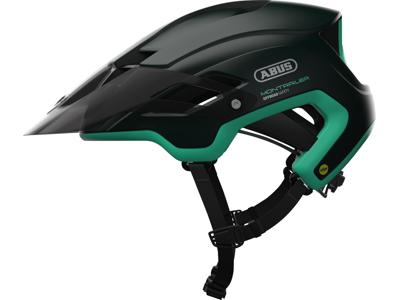 Abus Montrailer MIPS - Cykelhjelm - Grøn