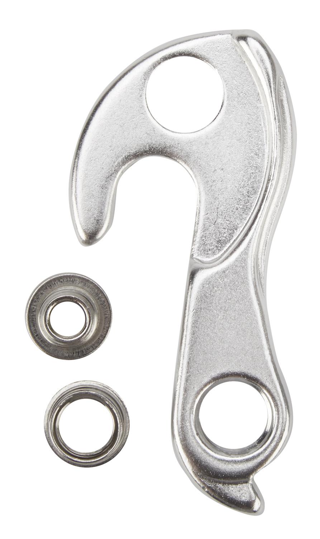 Geardrop type GH-130 - Sølv | Derailleur hanger