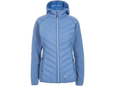 Trespass Boardwalk - Fleece jakke dame - Denim Blue