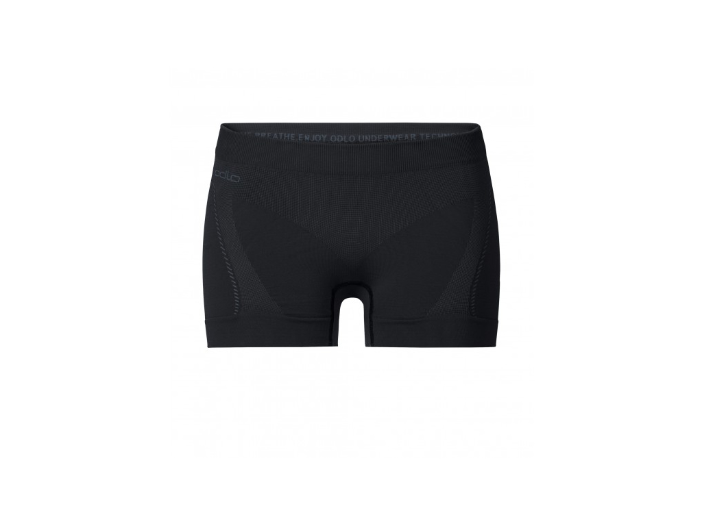 Image of   Odlo Panty Evolution Light - Hotpants dame - Sort/grå - Str. L