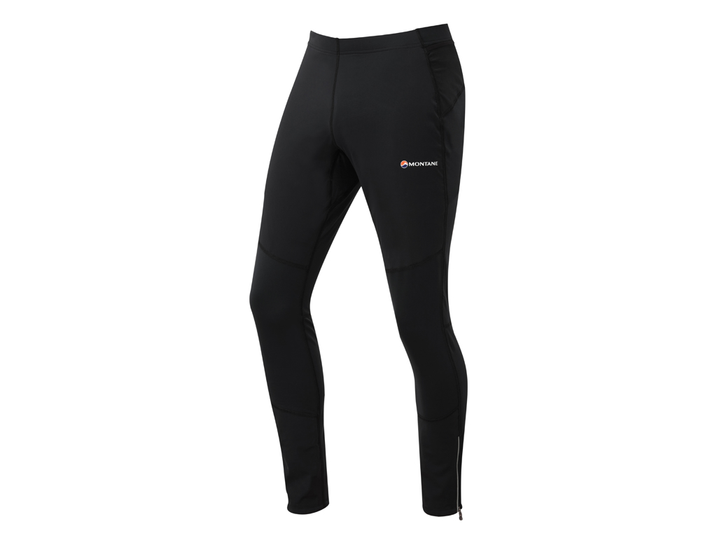 Montane Trail Series Thermal Tights - Løbetights vinter - Mand - Sort - Str. L thumbnail