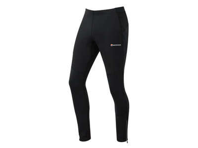 Montane Trail Series Thermal Tights - Winter Running Tights - Manlig - Svart