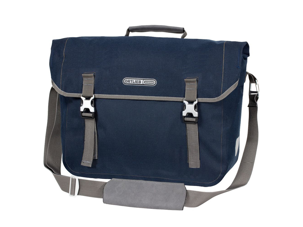 Image of   Ortlieb - Commuter-Bag Two Urban - QL 2.1 - Blå - 20 Liter