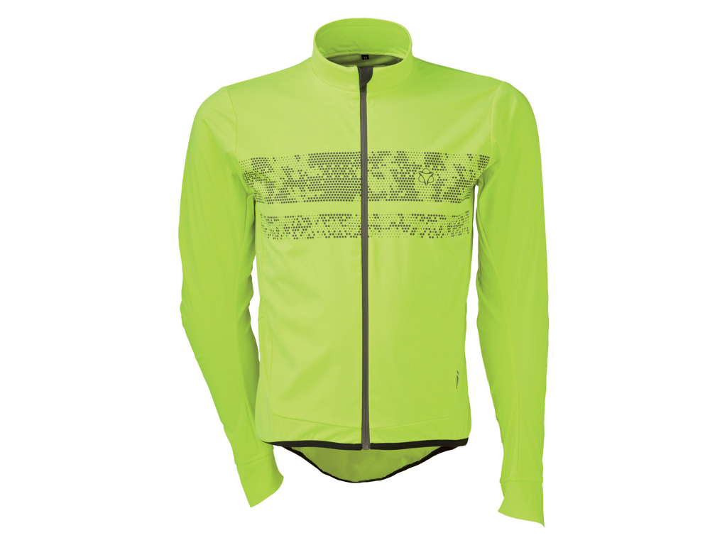 Image of   AGU JACKET PRO WIND HIVIS FLUO YELLOW XL