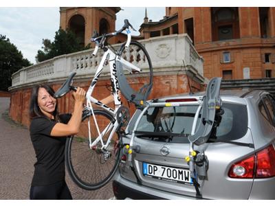 Saris GRAN FONDO - Cykelholder til bagklap -  2 Cykler