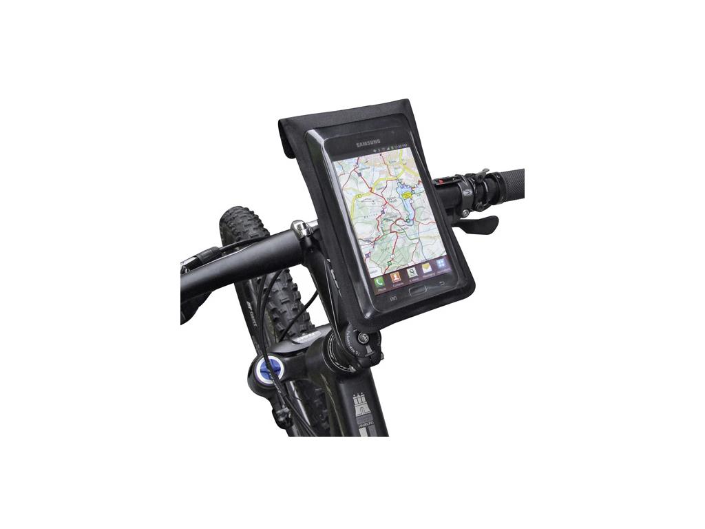 Klickfix - Mobilhållare Duratex till smartphone/ipod 9 x 13 cm