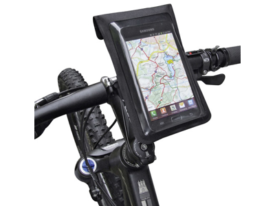 Klickfix - Mobilholder Duratex til smartphone/ipod 9 x 16 cm