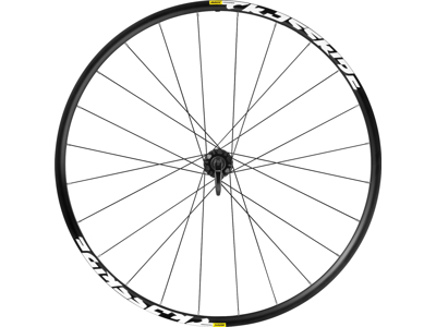 "Mavic Crossride 29"" FTS-X - Baghjul - 9 mm - Intl. disc"