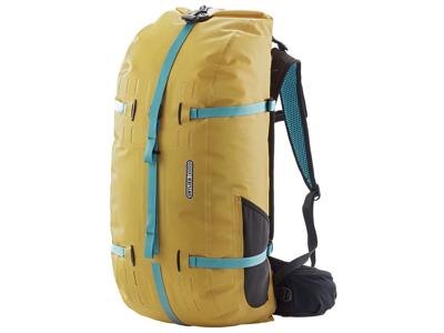 Ortlieb Atrack - Vattentät ryggsäck - Senap - 45 liter