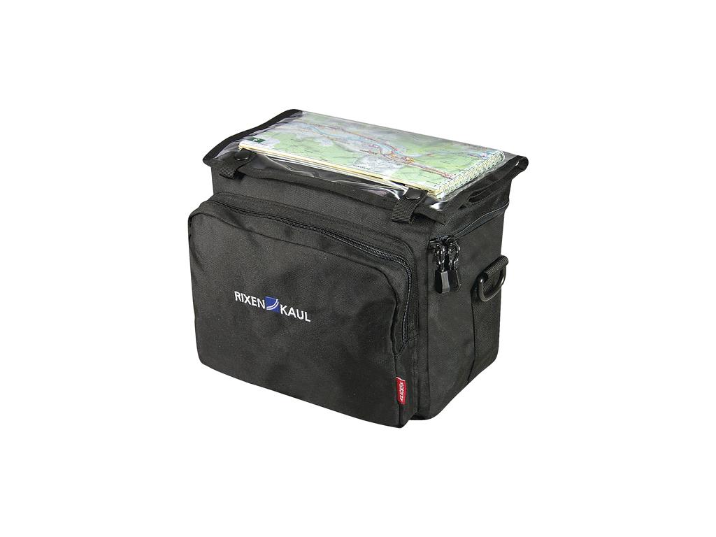KLICKfix - Daypack BOX - Svart 8 liter
