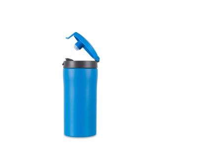 LifeVenture Flip-Top Thermal Mug - Termokop - 0,3 l - Blå