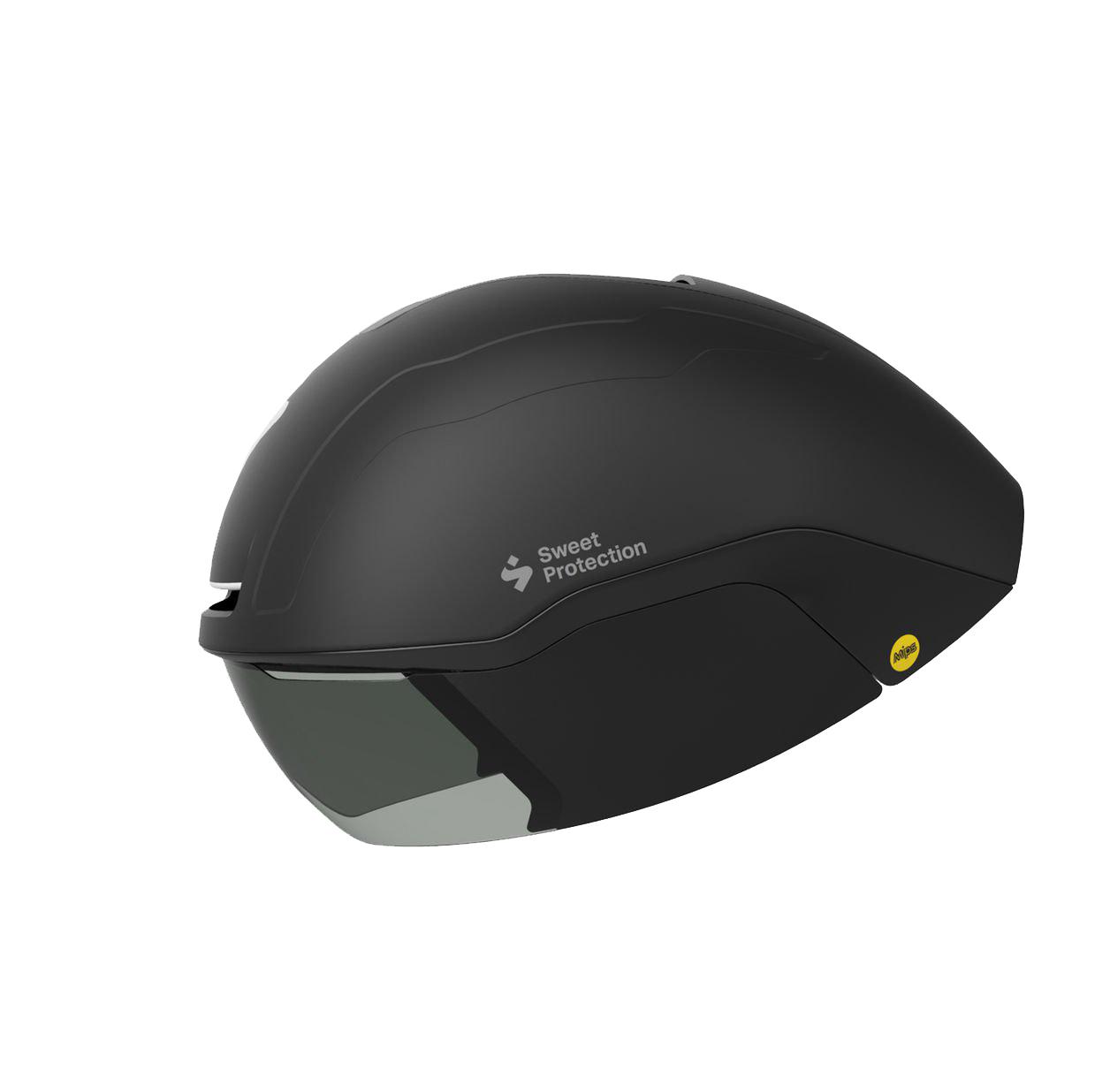 Sweet Protection Tucker MIPS - Enkeltstartshjelm - Matsort | Helmets